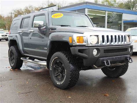 2008 hummer h3 sale 2008 hummer h3 for sale classiccars cc 1041551