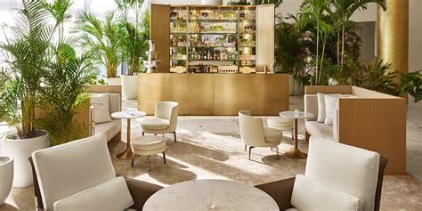 Florida House Plans With Pool the miami beach edition lobby bar