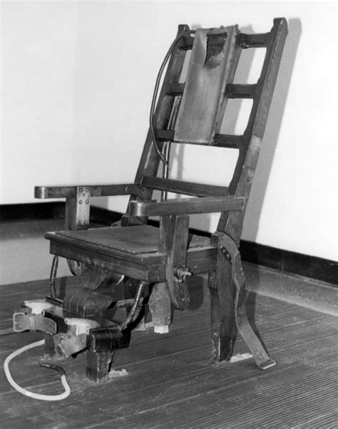 electric chair electric chair the grove photographer