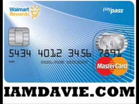 Walmart Credit Card Letter the walmart credit card what you need to that will
