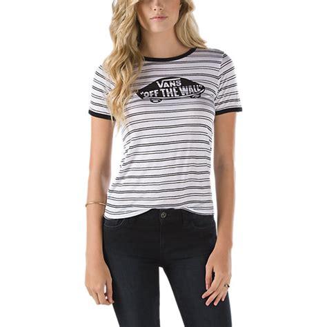 T Shirt Skate Vans skate stripe ringer t shirt shop at vans