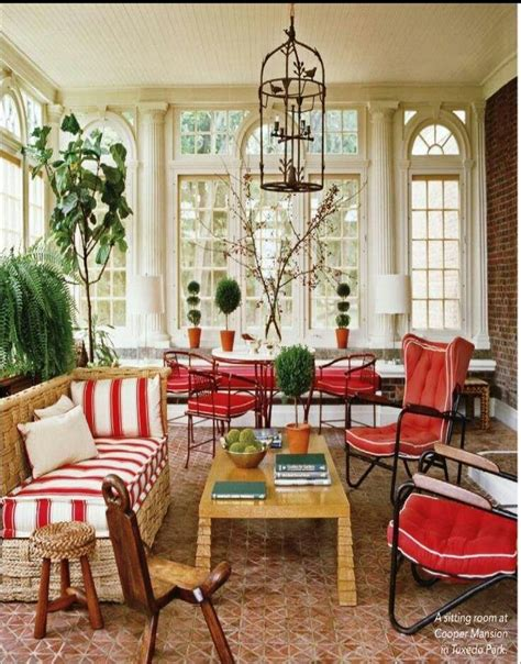 Sunrooms Decorated This Sunroom Decor Bebe Patios And Porches