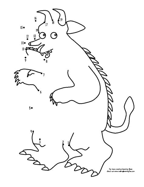 1000 Images About Gruffalo On Pinterest Gruffalo Colouring Pages