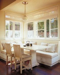banquette seating dream kitchens pinterest craftsman sunroom with built in storage benches dream home