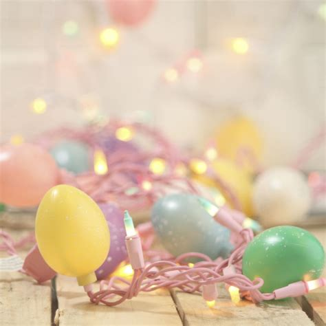 best 28 easter egg lights easter egg party string