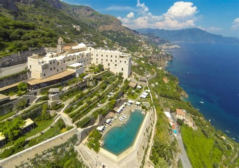 best hotels in amalfi coast the best luxury hotels along the amalfi coast