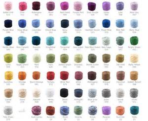 cotton colors best 25 yarn colors ideas only on yarn color