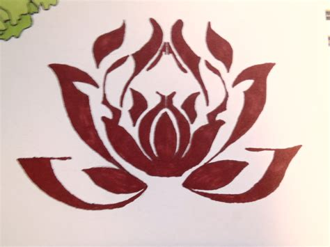 tribal lotus flower tattoo meaning flower tattoos