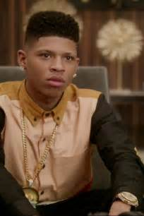 empire hakeem hair design pictures of hakeem lyon hairstyle gallery