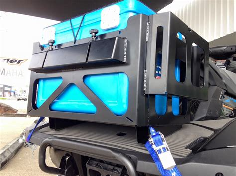Pwc Cooler Rack by Shoreline Yamaha Creates Possibly The Swiss Army