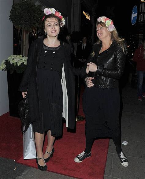 Another Inspired Fashion Store Launches by Bohemian Chic Helena Bonham Freshens Up Look