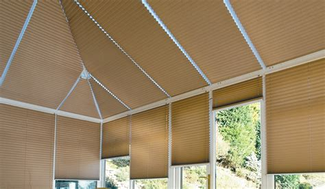 Conservatory Roof Blinds Conservatory Roof Blinds Made To Measure Blinds