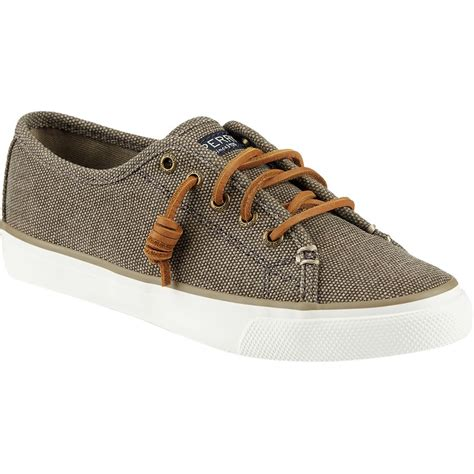 sperry top sider seacoast waxy canvas shoe s