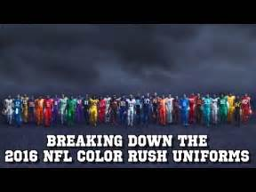 2016 nfl uniforms yardbarker buzzpls com