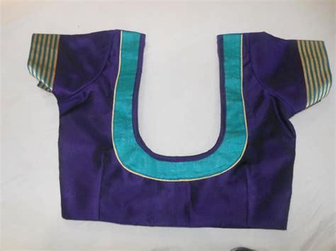 neck pattern image back neck blouse ready made and customized designer blouse