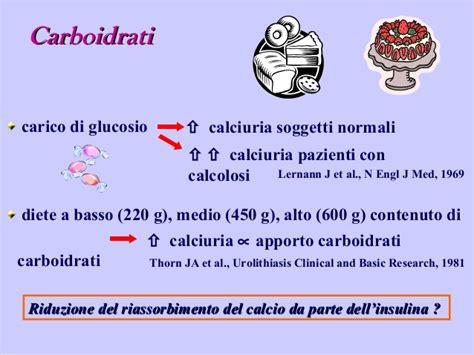ossalato di calcio alimenti dieta per calcolosi renale di ossalato di calcio