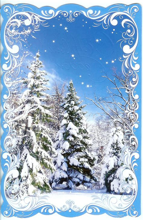 christmas card  belarus remembering letters  postcards