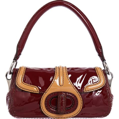 Prada Lock Handbag by Prada Turn Lock Bag In Lyst