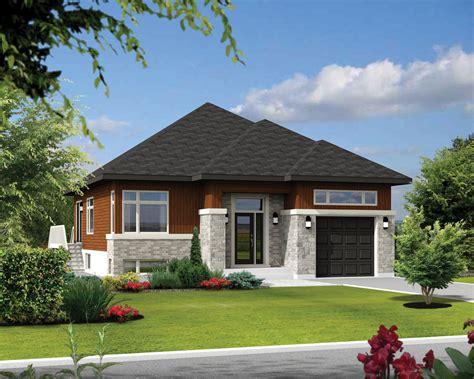 2 car garage square footage contemporary style house plan 2 beds 1 baths 1176 sq ft