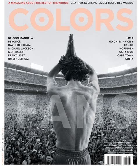 colors magazine colors covers www benettongroup