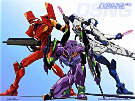 Anime Robot by Dsng S Sci Fi Megaverse The Mecha Genre Preview