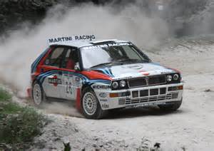 Lancia Rally Cars Lancia Delta Integrale Rally