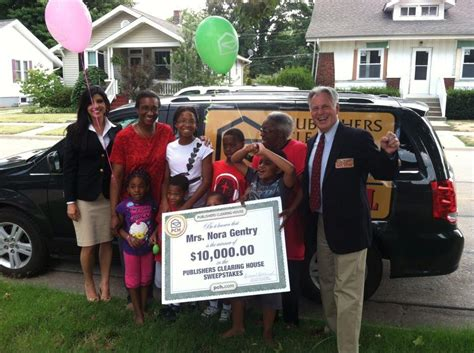 Who Won Publishers Clearing House 5000 A Week For Life - publishers clearing house announces 5000 a week for life