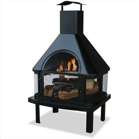 Outdoor Heating Chiminea Outdoor Wood Burning Pit Fireplace Chiminea Pool