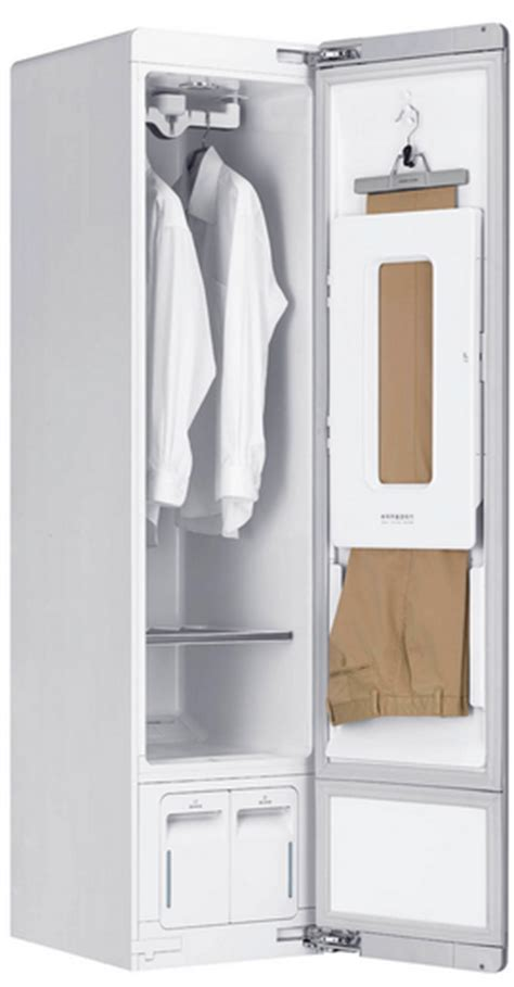 Steam Closet by And Steamy Lg Will Bring Its Styler Steam Closet To