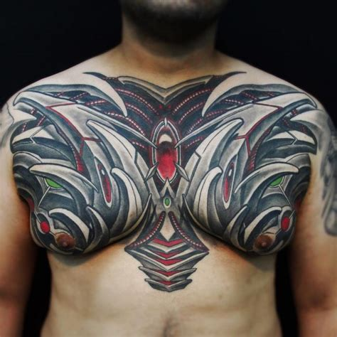 tattoo biomechanical best 75 best biomechanical tattoo designs meanings top of