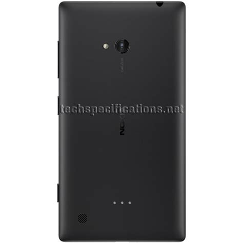 nokia 720 mobile technical specifications of nokia 720 lumia mobile phone