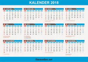 Kalender 2018 Indonesia Hd Kalender 2018 Format Corel Draw Cdr