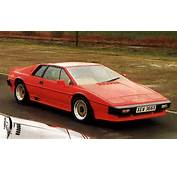 Vintage Lotus Cars Esprit Classic Car May