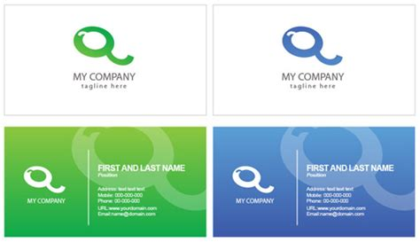 two sided business card template word microsoft word 無料ダウンロード