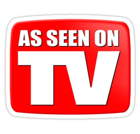 As Seen On Tv by Sek Designs As Seen On Tv