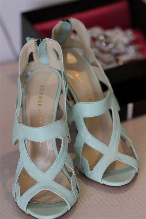 mint green wedding shoes mint wedding mint green weddings 2195619 weddbook