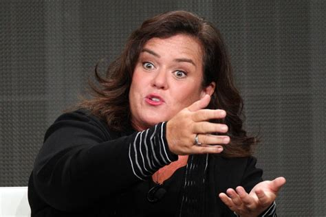 Rosie Odonnell Quit The View Early by Rosie O Donnell Supports American Traitor The Wire