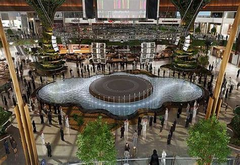 Online House Design revealed 27 4m mall of qatar entertainment arena