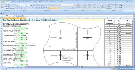slab layout software two way slab design design of two way slab two way