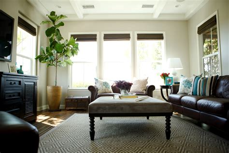Family Room Design Photos | bdg style family room design