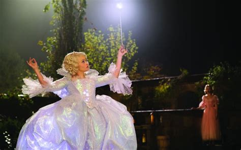 cinderella film godmother film review cinderella is kitsch colourful and just