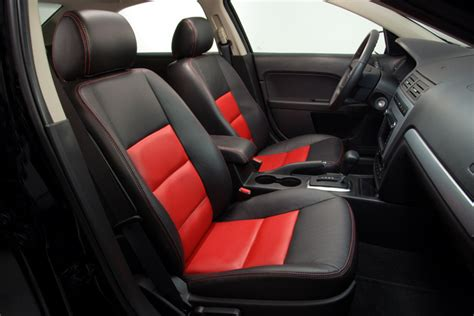 sport package helps 2008 ford fusion stand out