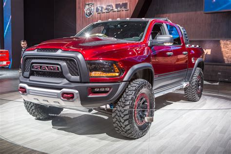 best truck in the 2017 detroit auto show top trucks 187 autonxt