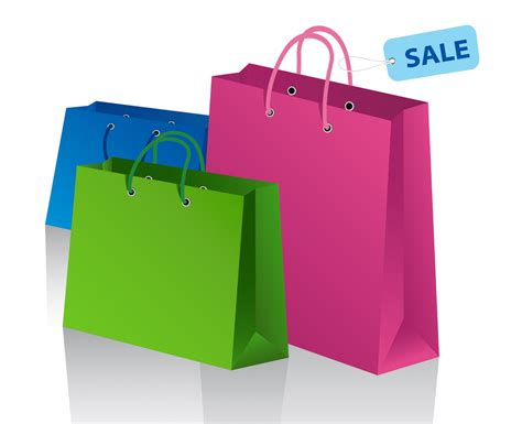 shopping bags best shopping bag clipart 17594 clipartion com