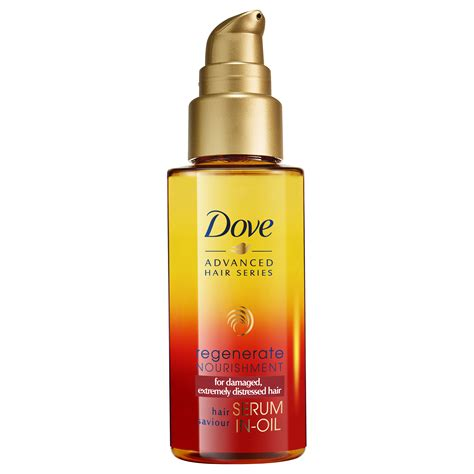 Serum Dove dove advanced hair series regenerate nourishment serum in