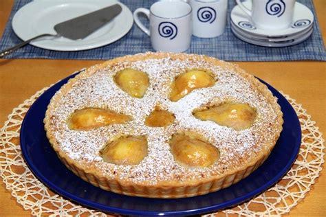 postres y otras recetas tarta de peras tarta de peras almendras y amaretto receta f 225 cil