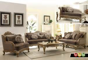 Traditional Pillow Back Sofa traditional victorian formal living room sofa love seat