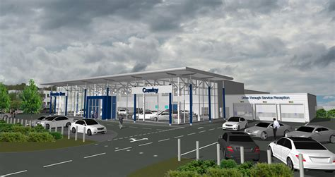 mercedes showroom lookers mercedes benz to launch new gatwick dealership