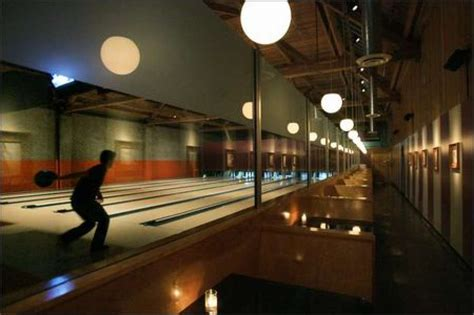 Garage Bowling Alley Seattle S Hip Bowlers Piling Up Seattlepi