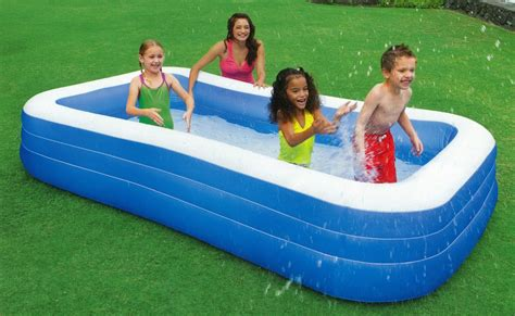 Sale Kolam Intex intex rectangular swimming pool 58484 deals